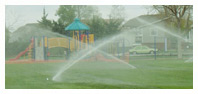 Formaneck Irrigation is a sprinkler irrigation system installer of commercial in-ground watering systems in the Minneapoils, St. Paul, Twin Cities metro area and suburbs including homeowners associations (HOAs), apartments, office buildings, city parks and more plus winterization.