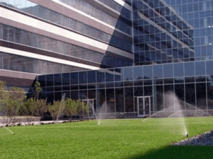 Formaneck Irrigation is a professional sprinkler irrigation installation contractor who can install, maintain, winterize and repair your Commercial in-ground sprinkler irrigation system in Minneapolis and St. Paul and suburbs.