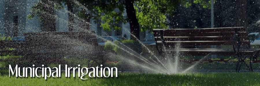 Formaneck Irrigation is a professional sprinkler irrigation installation contractor who can install your customized municipal in-ground sprinkler irrigation system in the Minneapolis, St. Paul, Twin Cities Metro area.